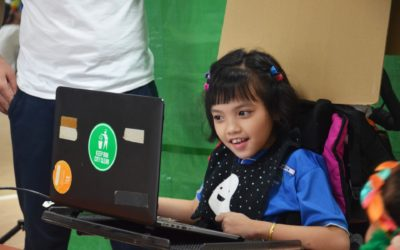 Empowering our students through Assistive Technology