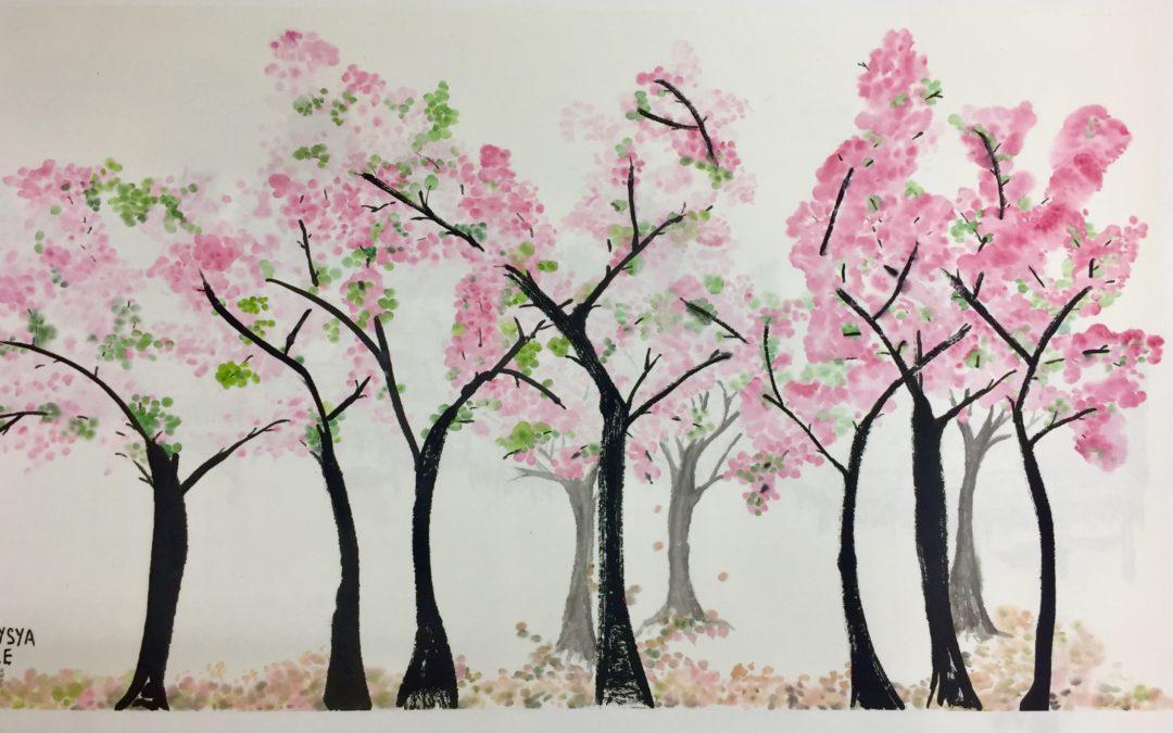 Trumpet Trees