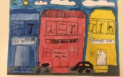 3 Art Shops